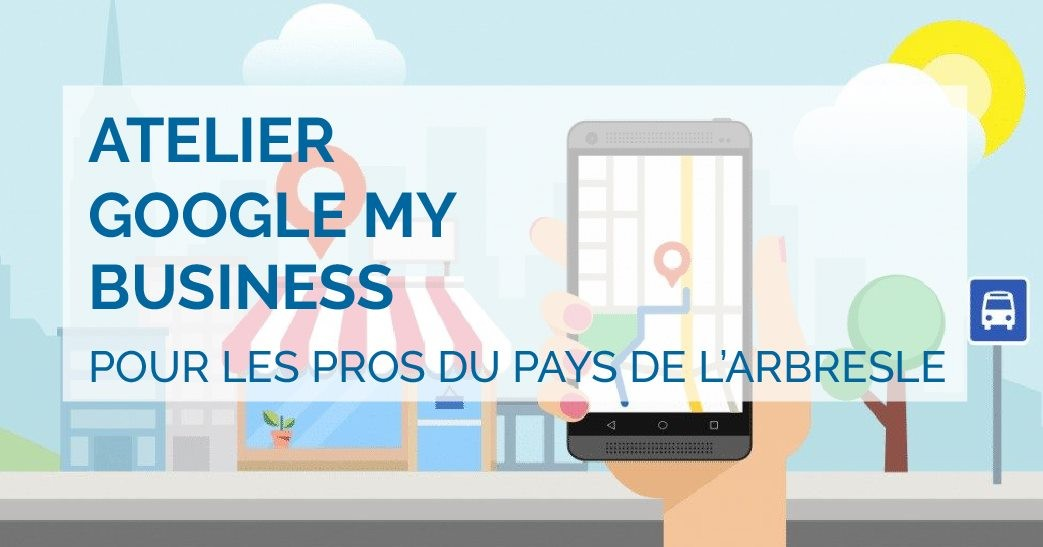 Atelier Google My Business