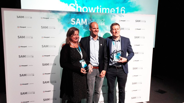 Showtime 2016 carba smart bioMérieux